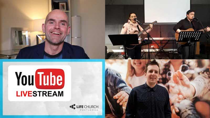 Sunday Service Live Online